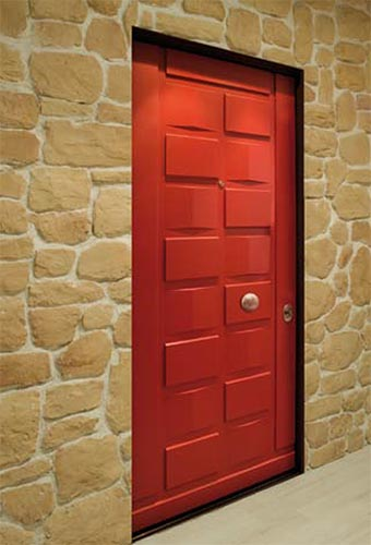Porte blindate per interni classe 4 cilinder confort - Guarnizione porta blindata ...