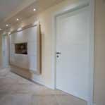porte interne in legno bianco moderne
