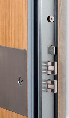 Porte blindate classe 4 per esterni klima platinum - Catenacci per porte blindate ...