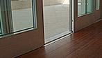 vetrate scorrevoli in legno alluminio
